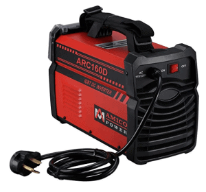 Amico ARC-160D, Amp Arc Welder with Dual Voltage Review