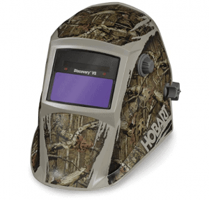Hobart Discovery vs Graphic Camo Welding Helmet Reviews