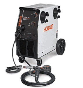 Hobart IronMan 230 MIG Welder with Spool Gun