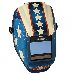 Jackson Safety 46101, Insight, Auto-darkening Welding Helmet