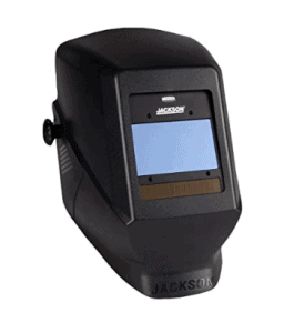 Jackson Safety 46129, Auto-darkening Welding Helmet