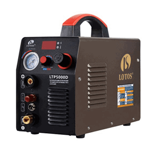 Lotos LTP5000D Plasma Cutter, Non-Touch Pilot, Arc Plasma Cutter (Reviews)