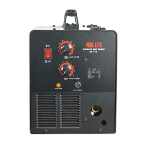 Lotos MIG175 175AMP MIG Welder with FREE Spool Gun
