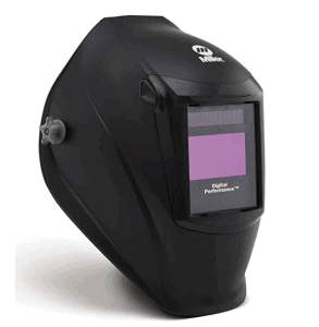 Miller Electric 282000, Auto-darkening Welding Helmet with ClearLight Lens Technology