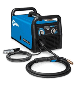 Miller Electric AC Welder for MIG Welding (Review)