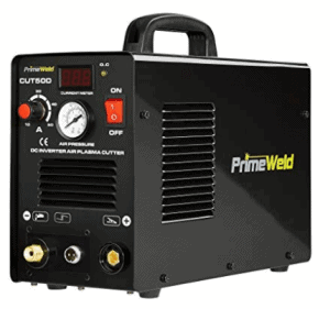 Primeweld Premium & Rugged 50A Air Inverter Plasma Cutter, Clean Cut (Review)