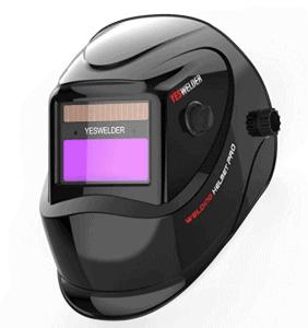 YesWelder TIG, MIG, Arc Auto-darkening Welding Helmet